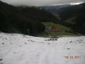 Decembre 2011 aux Bagenelles
