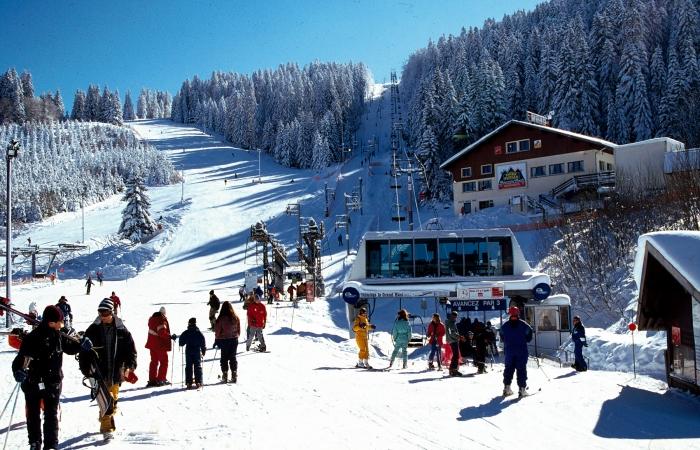 Hotel ski alsace vosges